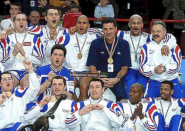 Ile zarabia zawodnik francuskiej drużyny?