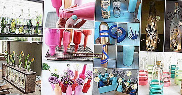 18 kreativnih načina recikliranja vaših plastičnih boca.