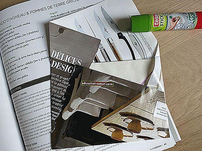 Наконец, совет, как открыть конверт, не повреждая его!