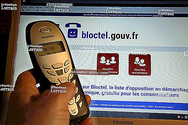Устали от телефонных разговоров? Подпишитесь на Bloctel, чтобы БЛОКИРОВАТЬ коммерческие звонки.