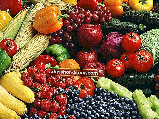 Удобно и бесплатно: сезонный календарь овощей и фруктов.