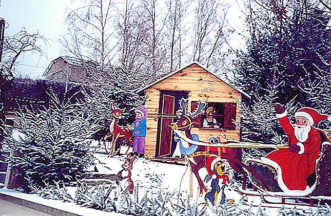 Рождественские украшения: 39 отличных дешевых и простых идей для активного отдыха.