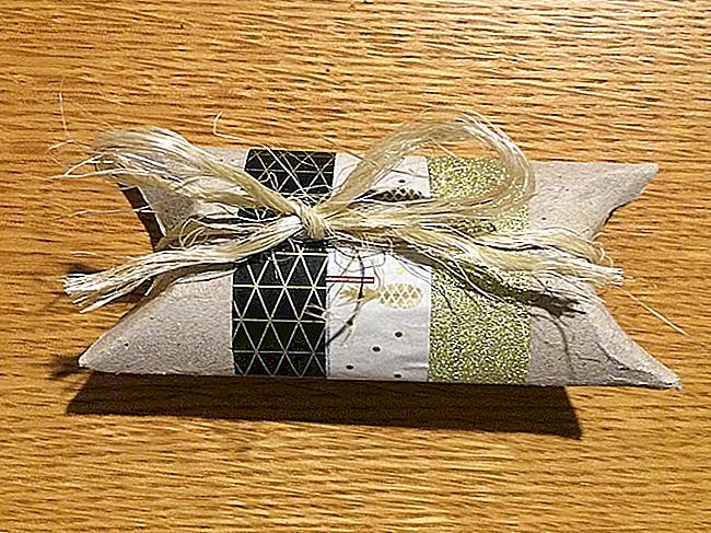 50 потрясающих новогодних украшений с рулонами туалетной бумаги.