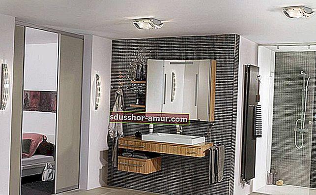 14 Умное хранилище для вашей ванной комнаты.