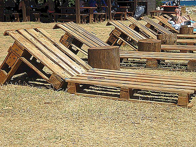 24 удивительных использования старых деревянных поддонов.