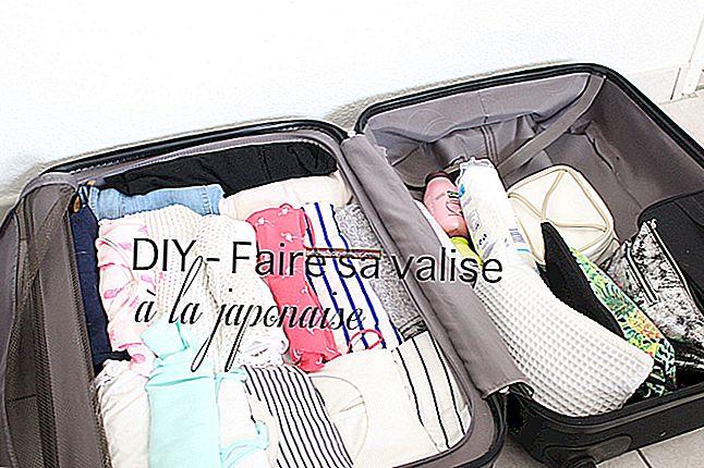 Видео: вот как сложить всю одежду, чтобы сэкономить место.
