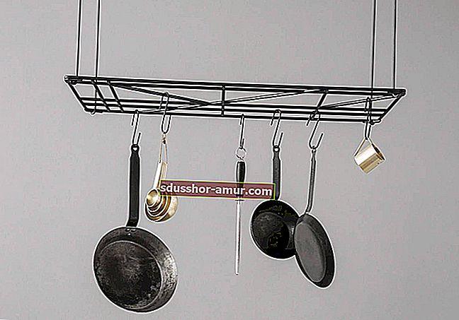 14 шкафов для хранения Genius для экономии места на кухне.