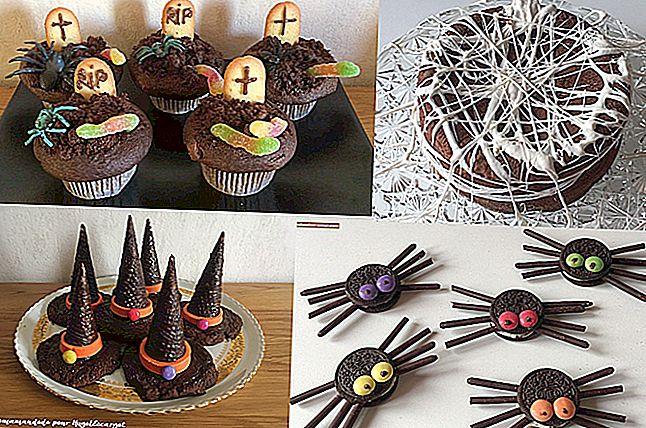 24 потрясающих идеи украшения Хэллоуина.