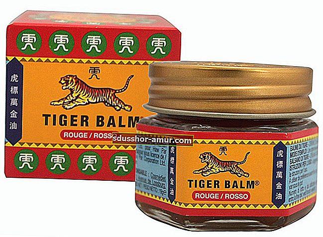 19 upotreba tigrovog balzama o kojima nitko ne zna.