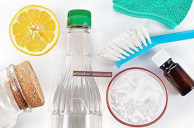 10 prirodnih recepata za jeftine i zdrave proizvode za kućanstvo.