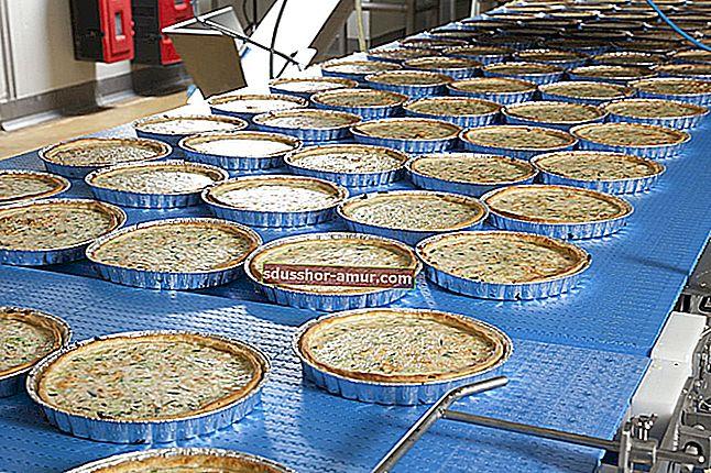 Koja je razlika između hrane i tehničke sode bikarbone?