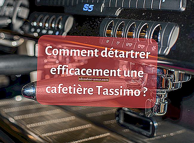 Kako ukloniti kamenc sa aparata Senseo, Tassimo ili Nespresso za 0,45 €.