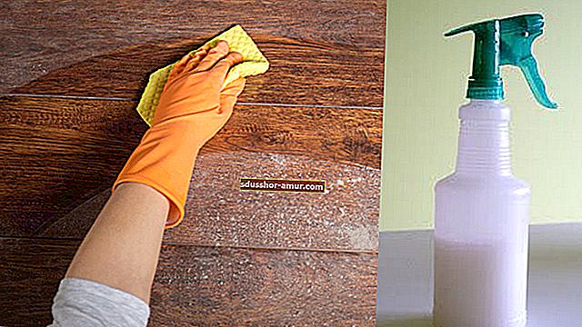 Домашний рецепт спрея против пыли.