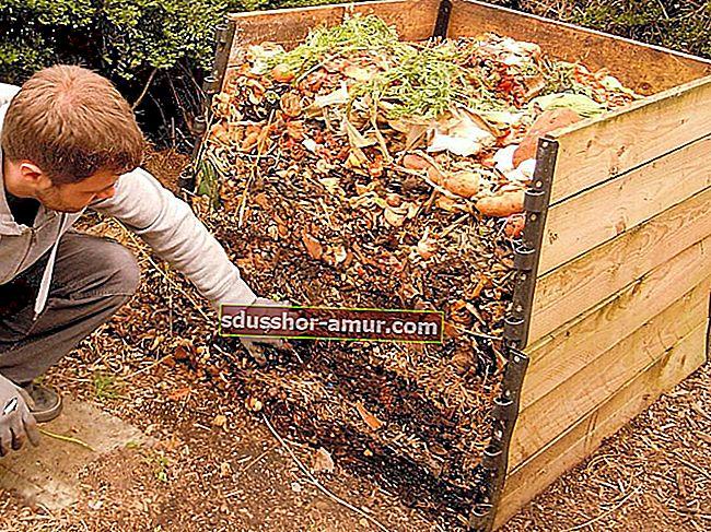 Как бесплатно восстановить корзину для компоста?