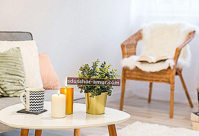 Как сделать воск для натурального дерева, чтобы ваша мебель сияла.