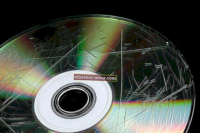 Nevjerojatan savjet za popravak ogrebotina DVD-a.