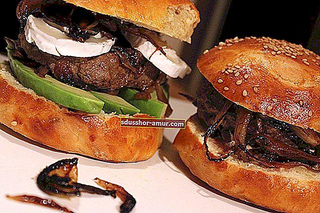 Наконец-то секретный рецепт соуса Биг Мака для домашних гамбургеров.