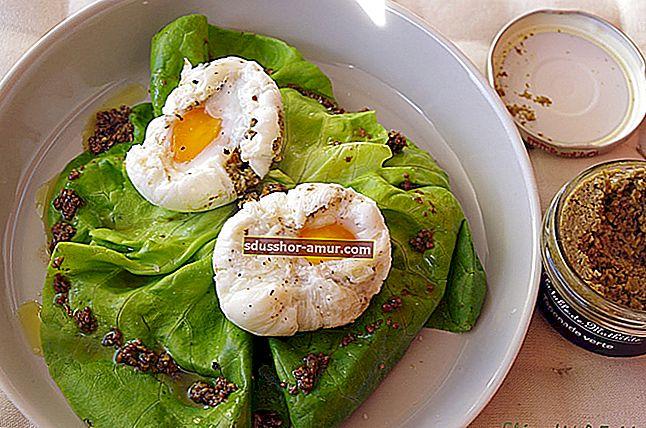 Гениальный трюк для успешного приготовления ВСЕГО из яиц-пашот.