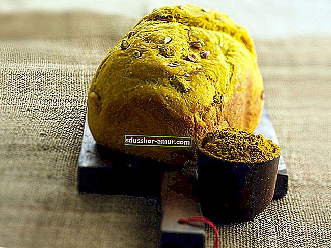 Направете хляб сами, без машина за хляб. Нашата лесна рецепта.