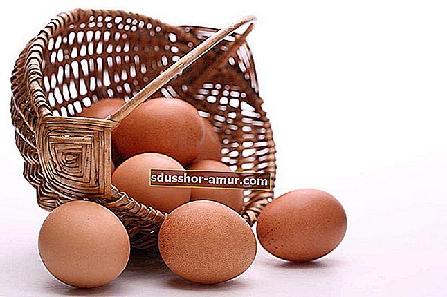Консервиране на яйчни жълтъци: моят съвет за запазването им.