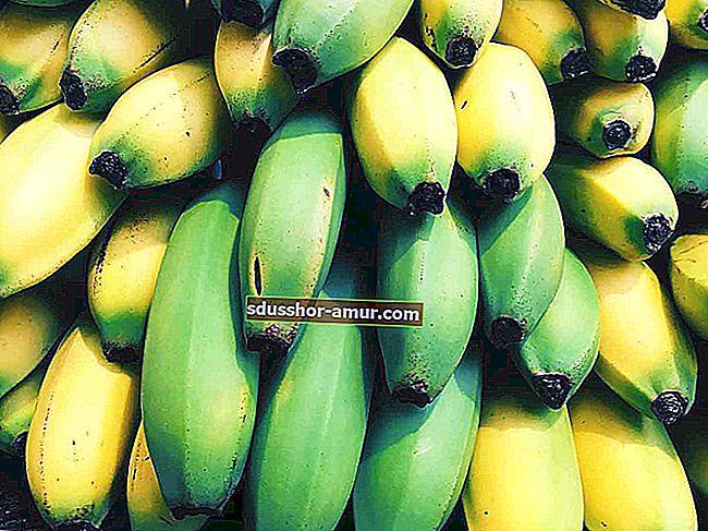 Съхранение на банани: Как да ги съхранявате по-дълго?