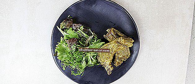 Мой весенний рецепт песто из крапивы, который вам понравится!