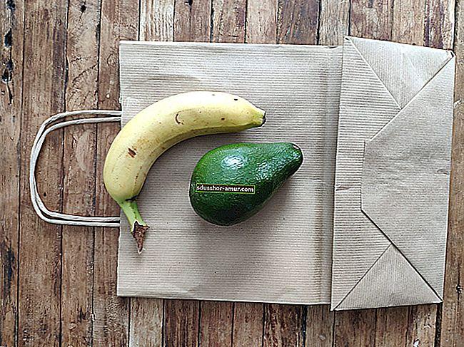 Трикът за бързо узряване на ананас.