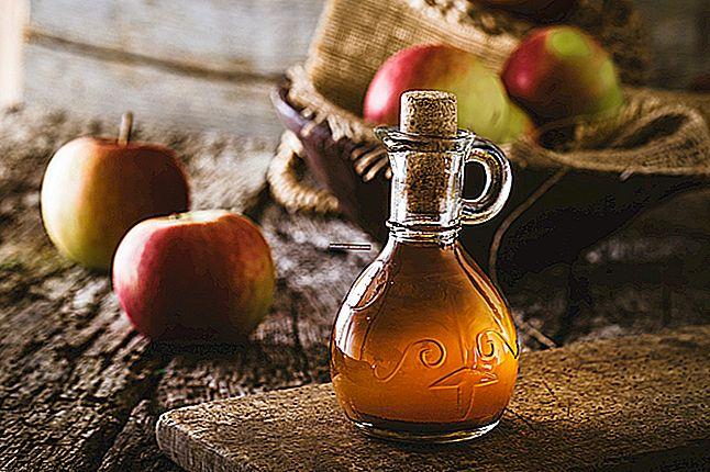 Забытый ингредиент для похудения: яблочный уксус.