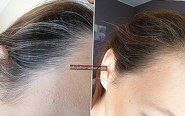 Лучший совет для естественного ухода за белыми волосами.