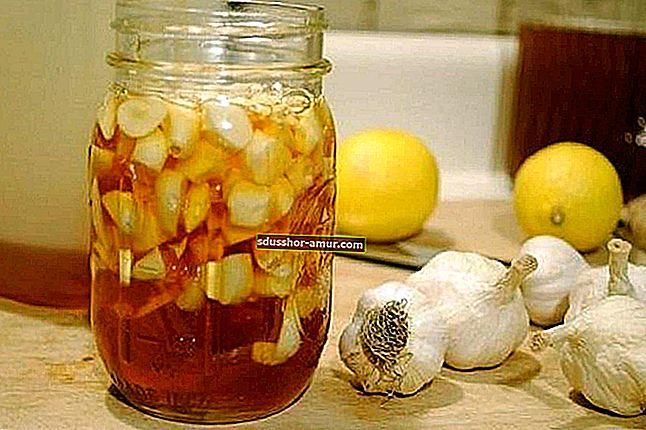 Ako 7 dana jedete češnjak i med na prazan želudac, to se događa u vašem tijelu.