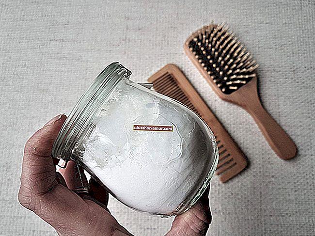 Откройте для себя рецепт домашнего сухого шампуня.