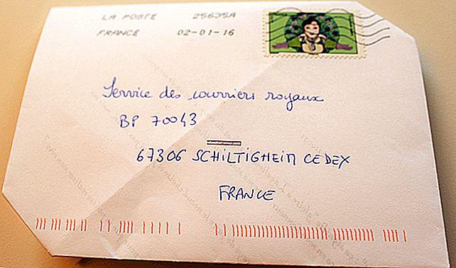 Уловка отправить письмо без конверта.