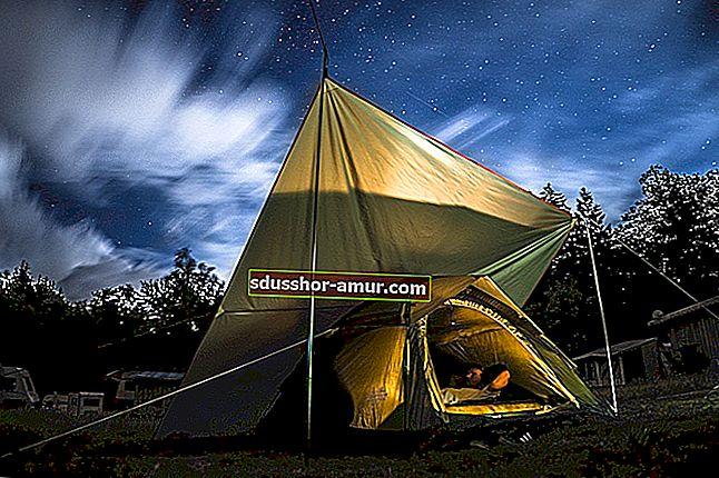 20 osnovnih savjeta i trikova za kampiranje.