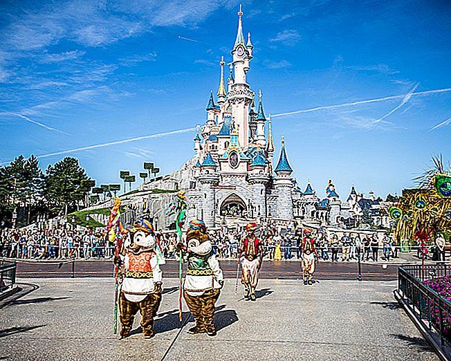 RATP vam nudi besplatan ulaz u Disneyland Pariz. Uživaj!