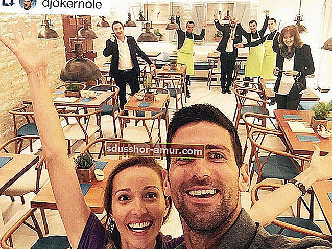 Novak Đoković otvara BESPLATNI Resto za one koji su u potrebi.