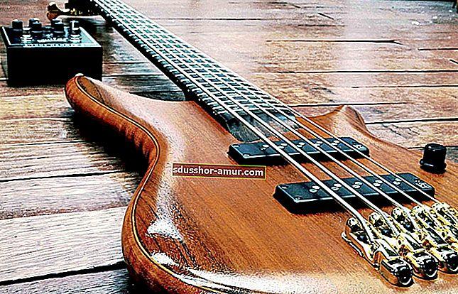 Kako besplatno naučiti gitaru. Moji profesionalni savjeti.